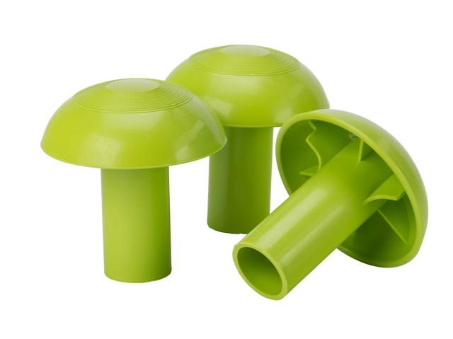 Small Mushroom Caps