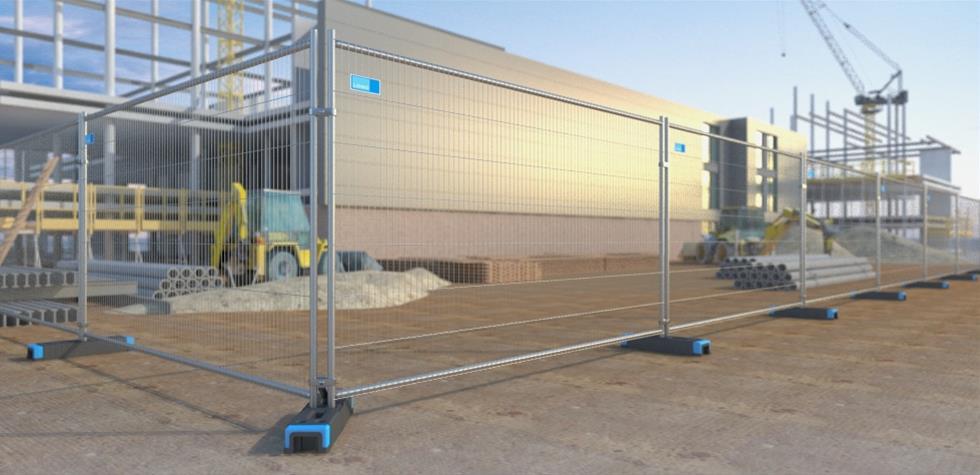 Anti Climb Mesh Fence Panel 2025x3450