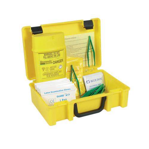 5 Applications Sharps Disposal Kit
