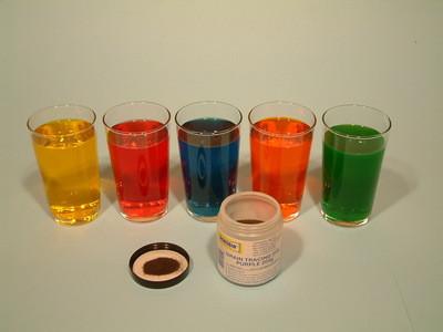 Drain Test Dye - Green