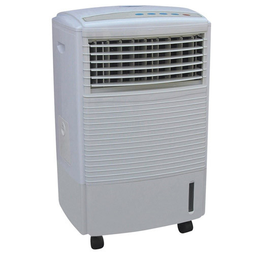 Portable Air Cooler with Remote Control, Timer Function, 3 Speeds, 3 Wind Settings