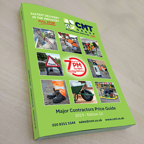CMT Product Guide Edition 10 - 2019 **C5**