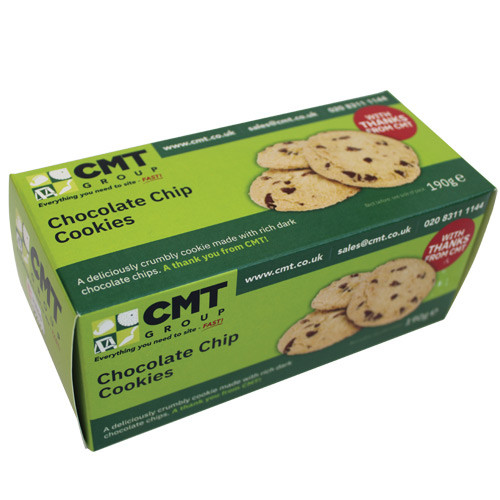 CMT Chocolate Cookies *With Compliments*