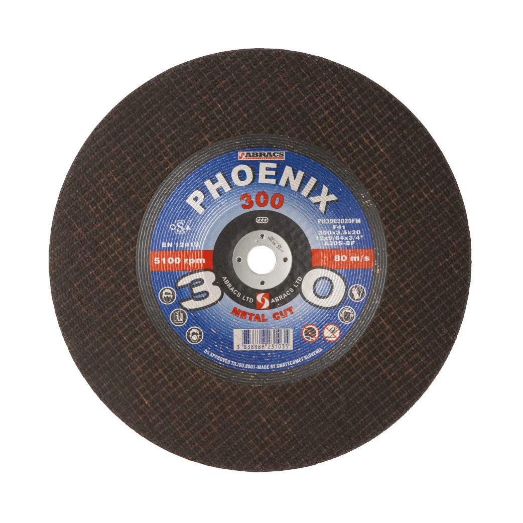 M-FLC Flat Metal Cutting Disc