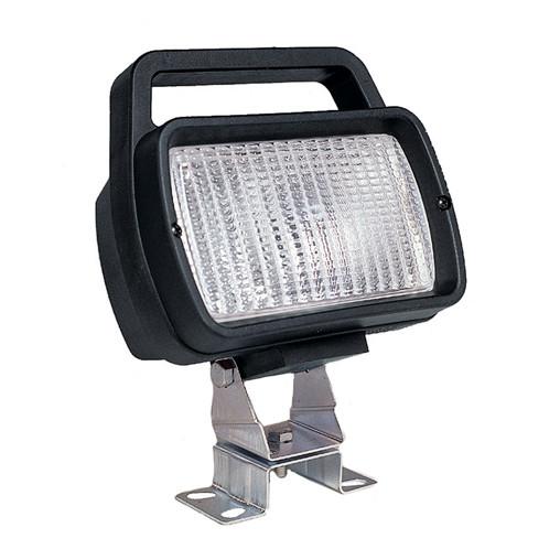 Rectangular Polycarbonate Lens Worklamp