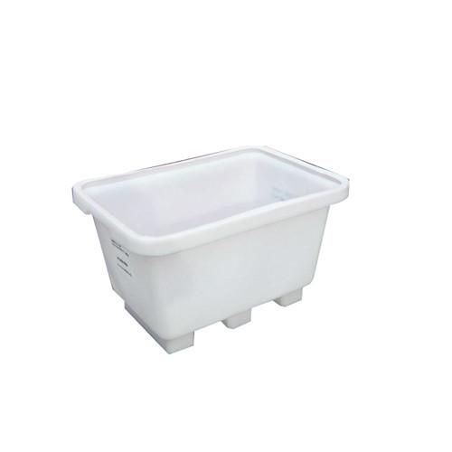 White Eco Mortar Tub
