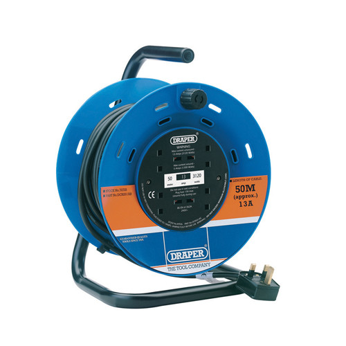 Cable Reel 240V - 50m