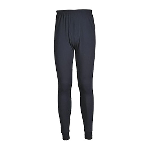 FR & AS Navy 200 GSM Leggings - L