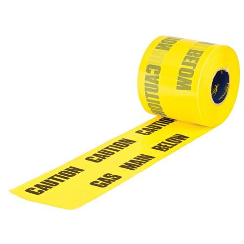 Underground Warning Tape - Gas