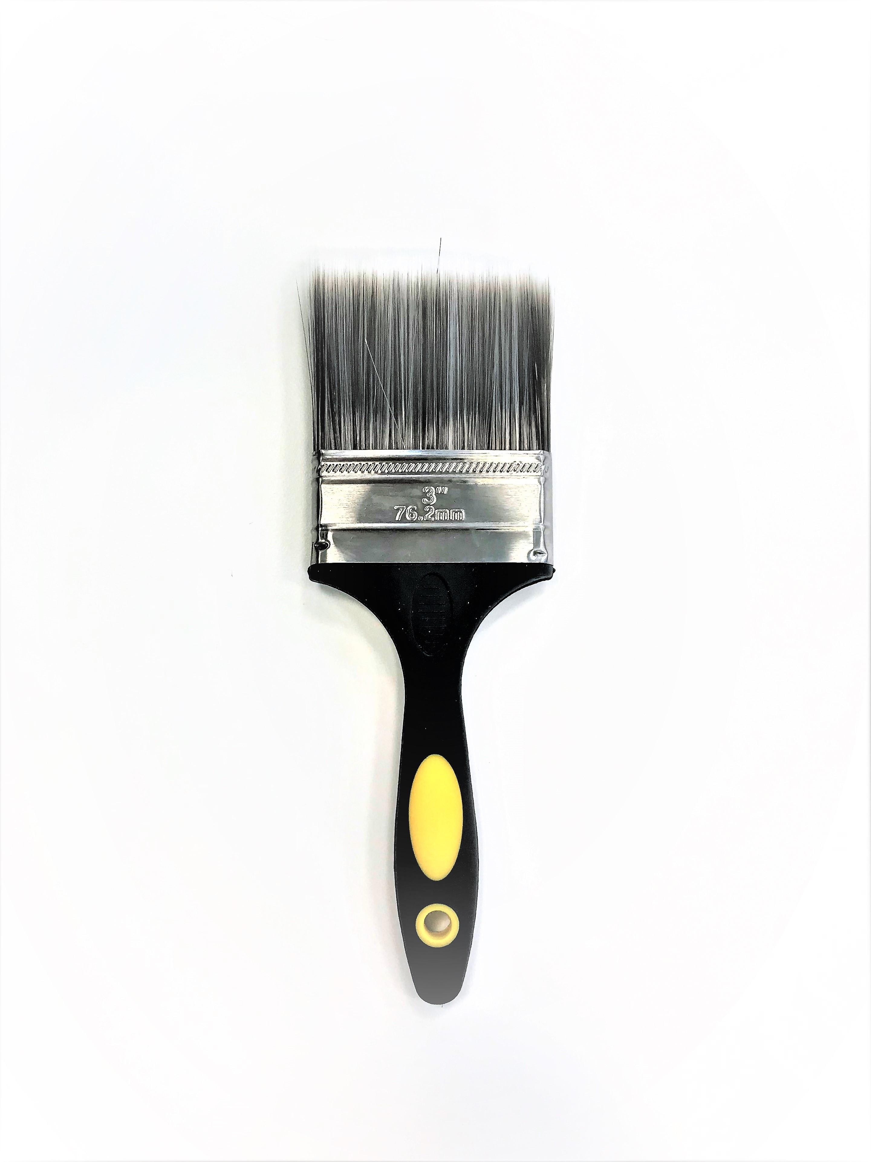 "3"" Professional Paintbrush - Plastic Handle"