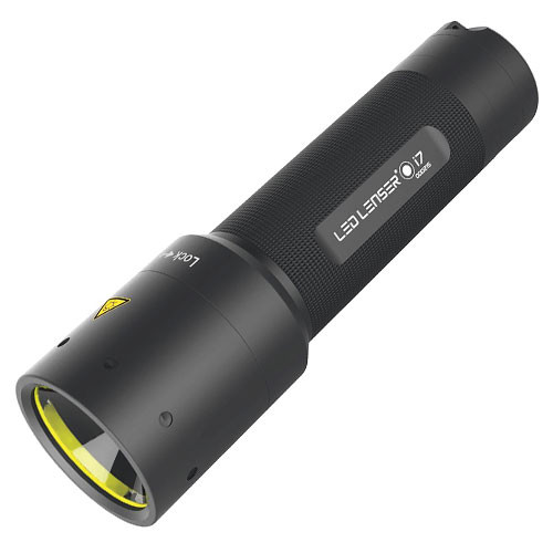 LED Lenser i7 Flashlight