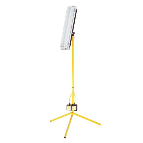 2Ft Fluorescent Tripod Worklight - 110V, 18W