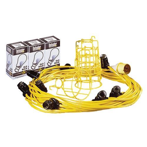 Festoon Lighting Kit 25m