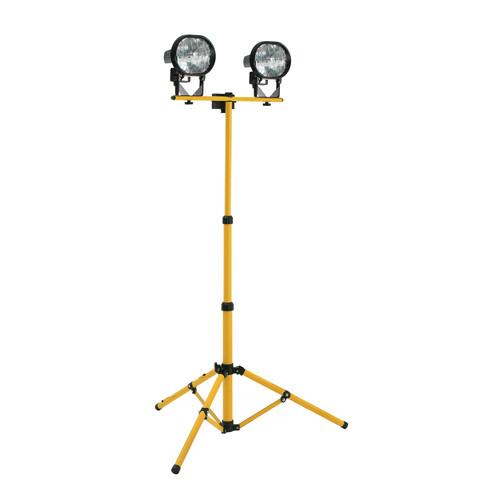 Twin Head Halogen Worklight
