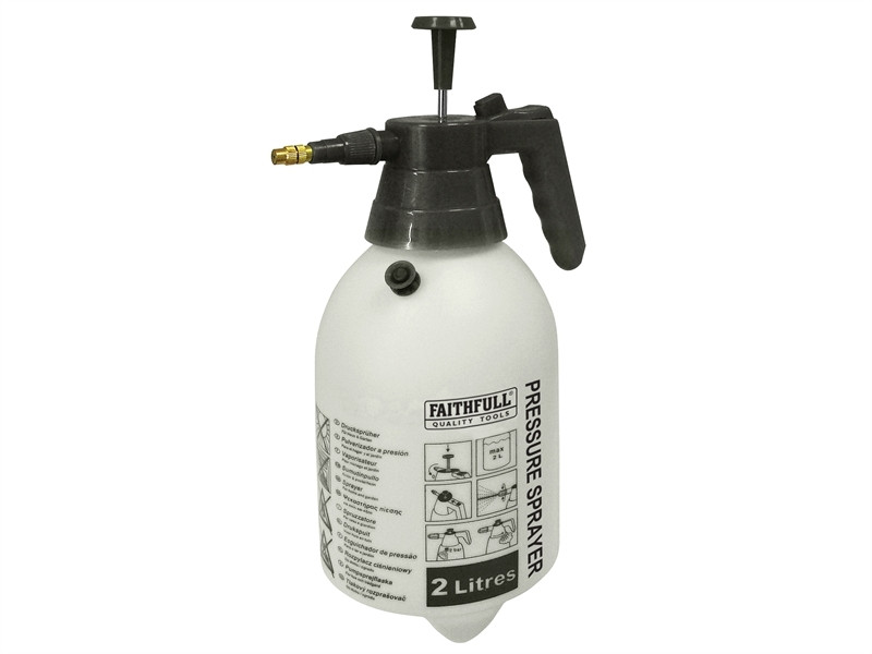Hand Held Water Sprayer