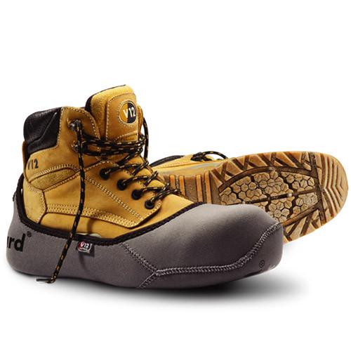 MukGuard Reusable Overshoes, Washable, Excellent Grip and Abrasion Resistance, size: M, L, XL