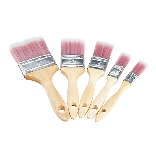 Synthetic Brush Set - 5 Piece