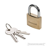 Brass Padlock - 40mm
