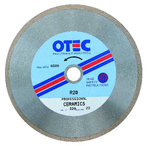 OTEC R20 - Professional (Diamond Blade)