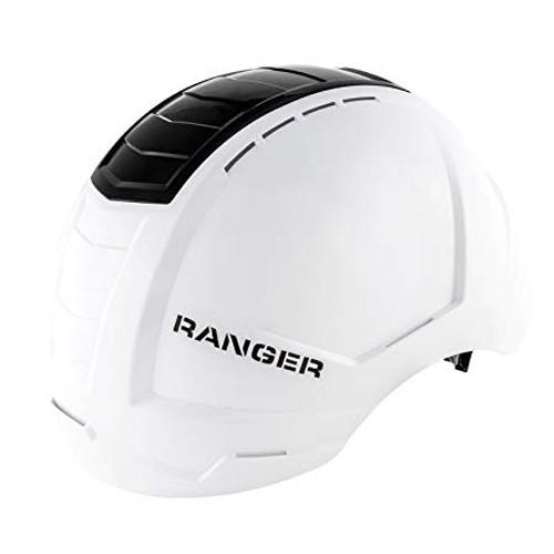 Ranger Crashbox Helmet White