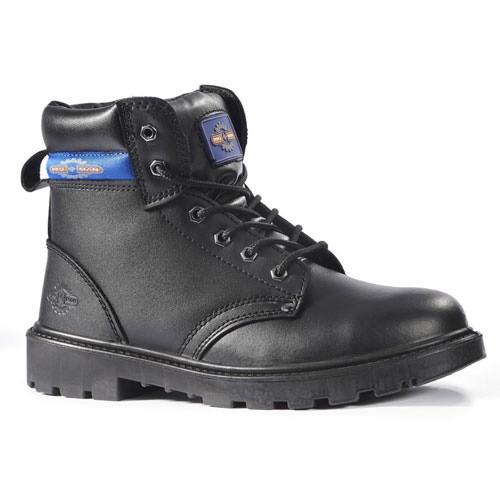 Rockfall Proman 4002 Premium Steel Toe Boot With Steel Midsole - Size 12