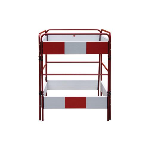 Metal Gate Barrier System