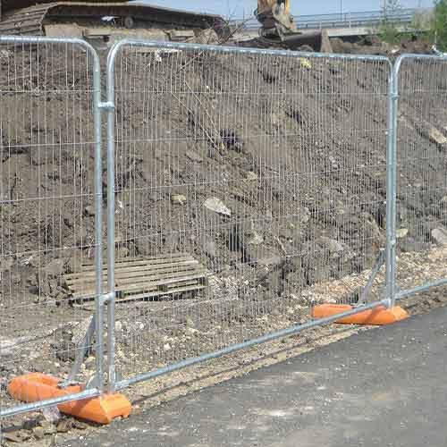 Anti Climb Metal Fence Panel Round Top 2025x3450 - 2
