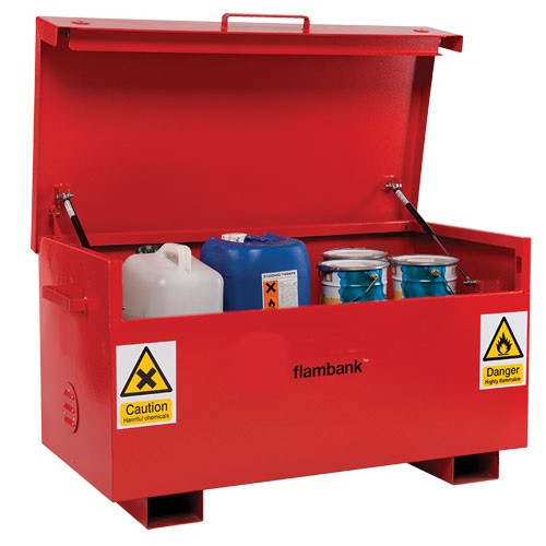 Flambank Fuel Site Vault FB2 - 1275 x 675 x 665mm