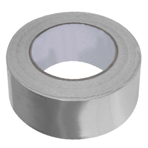 Silver Foil Tape 50mm x 45m