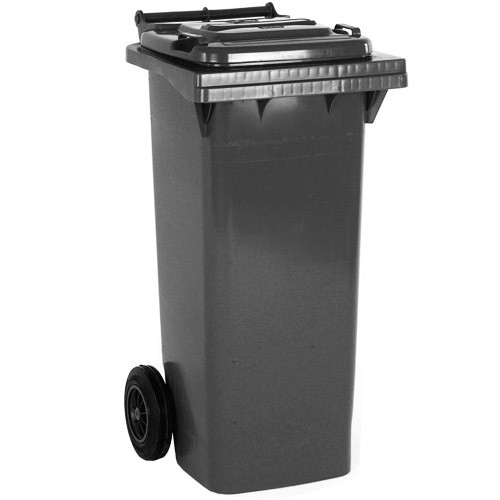 Wheeled Dustbin 240L Grey