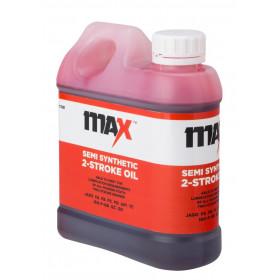 MAX 2 Stroke Oil - 1 Litre Bottle