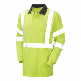 ProGARM FR AS and ARC Polo Shirt - Yellow