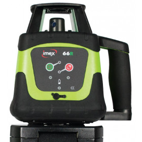 Horizontal Rotating Laser Level Kit (which includes 5m Metric Staff & Flat Top Tripod
