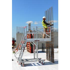 SAFESMART Access Platform Cantilever 7 Step