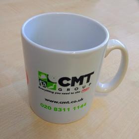 CMT Printed Mug