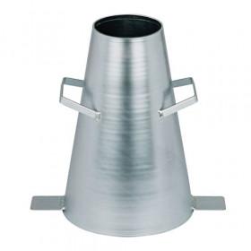 BS Concrete Slump Cone Base Plate