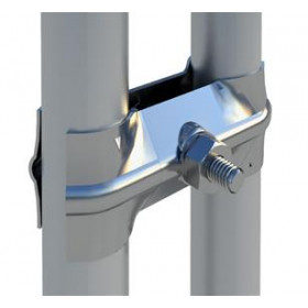Metal Fence Coupler