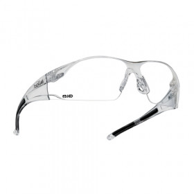 Bolle Rush Clear Safety Spectacles