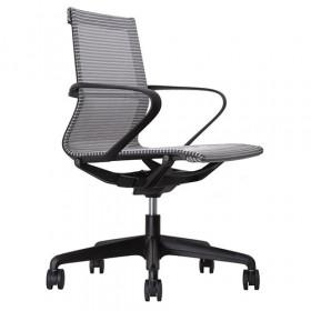 Executive Chair, Grey mesh / black frame - EXFMCGB