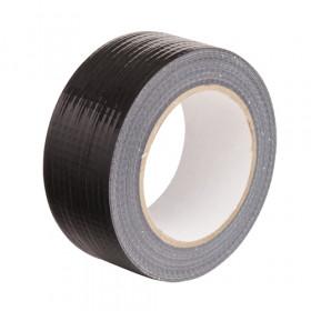 Black Heavy Duty Gaffa Duct Tape - 75 x 50 mm