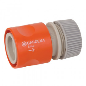 Water Stop Hose Connector