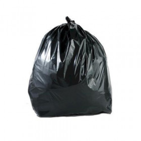 Extra Heavy Duty Black Bin Liners