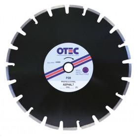 Asphalt Professional Diamond Blade | OTEC P20