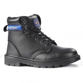Rockfall Proman 4002 Premium Steel Toe Boot With Steel Midsole - Size 8