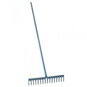 Steel Square Tooth Asphalt Rake