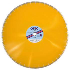 OTEC Professional Diamond Blade - Hard Brick 3mm Wide
