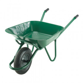 90 Litre Heavy Duty Steel Wheel Barrow