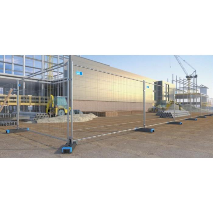 Metal Standard Fence Panel 2025x3450