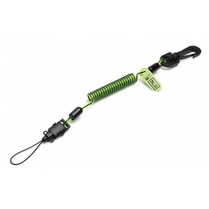 Mini Coiled Lanyard