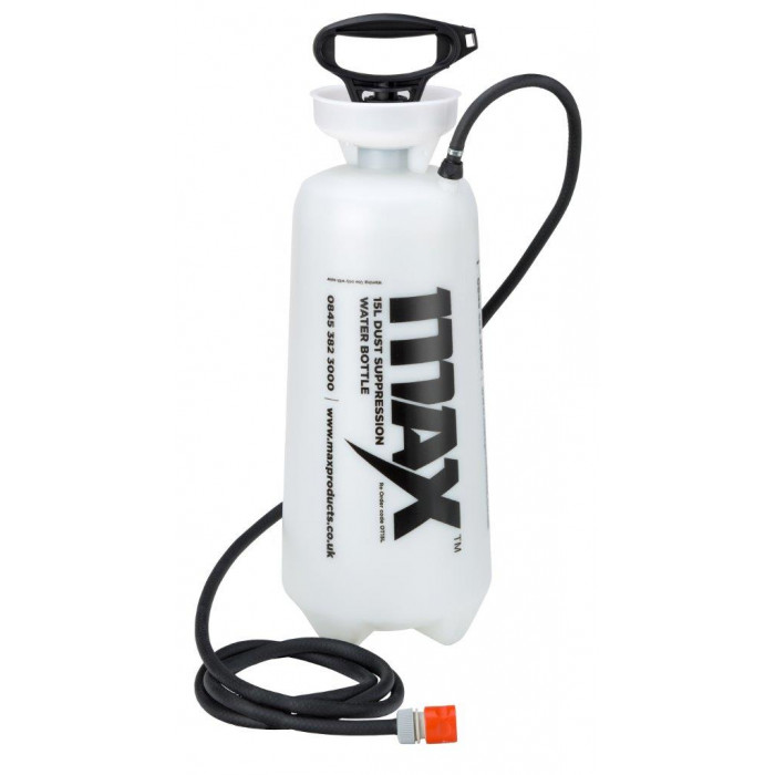 MAX 15 Dust Suppression Water Bottle